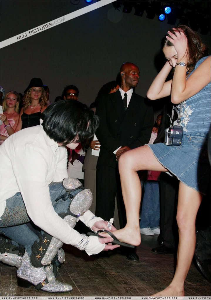 MIcheal is a gentleman