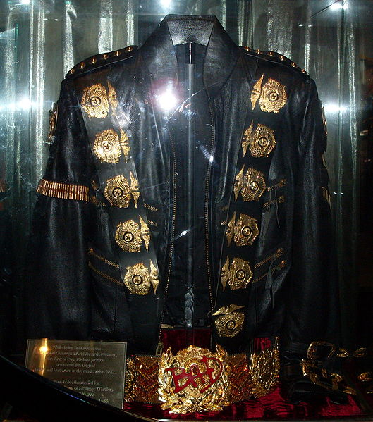 MJ's dyaket