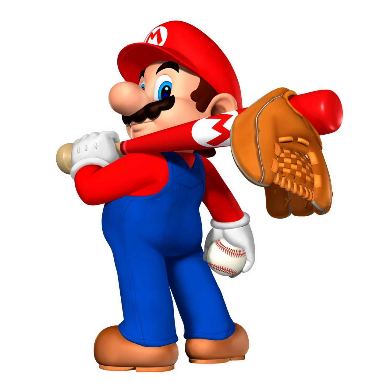 Mario and Luigi... Mario