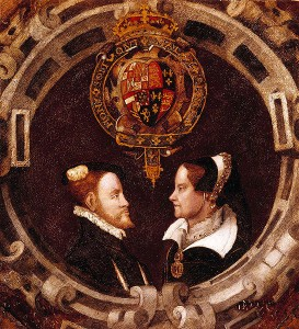 Mary I & Philip II