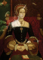 Mary I Tudor - tudor-history photo