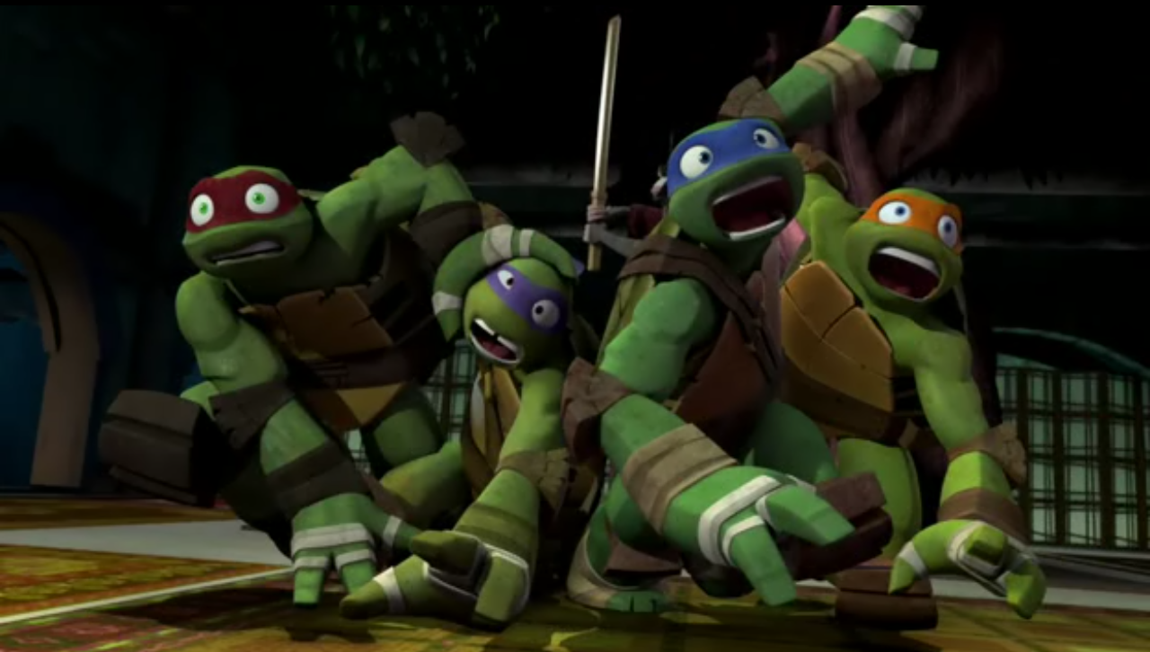 TMNT 2012 images Master Splinter Punishment HD wallpaper ...