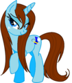 Meari Wet Mane - my-little-pony-fim-fan-characters photo