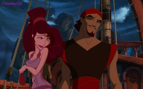 Meg and Sinbad
