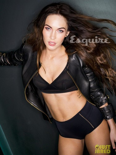 Megan Fox Covers 'Esquire' February 2013