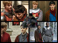 Merlin and Arthur  - merlin-on-bbc fan art