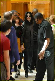 Michael And Daughter, Paris Back In 2007