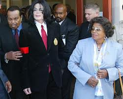 Michael And His Parents, Joseph And Katherine
