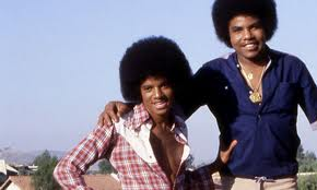 Michael And Older Brother, Tito