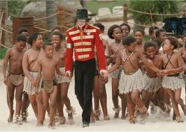 Michael In South Africa Back In 1997