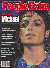 """Michael On The Cover Of """"People Extra"""""""