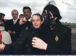 Michael Talking With A 팬