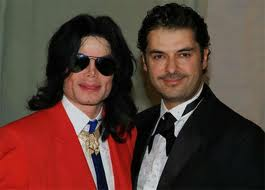 Michael With A Friend