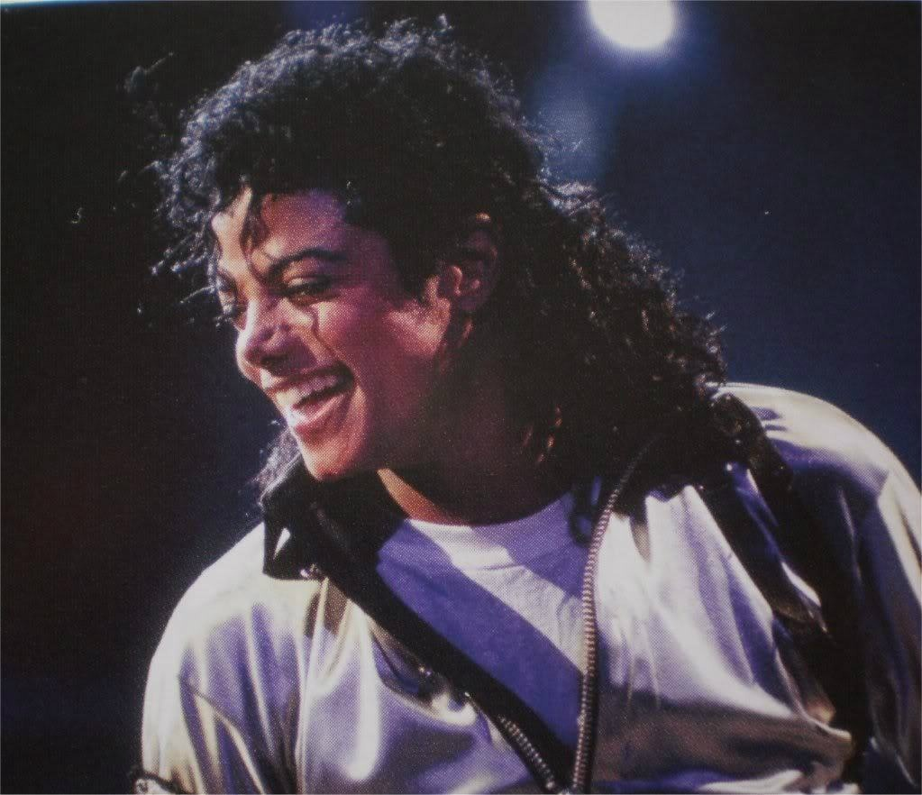 Michael is my l'amour