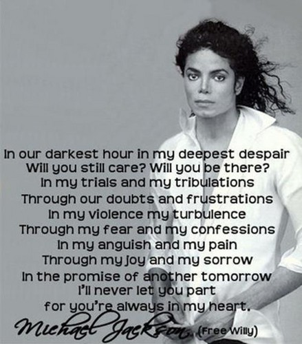 Quotes by Michael Jackson