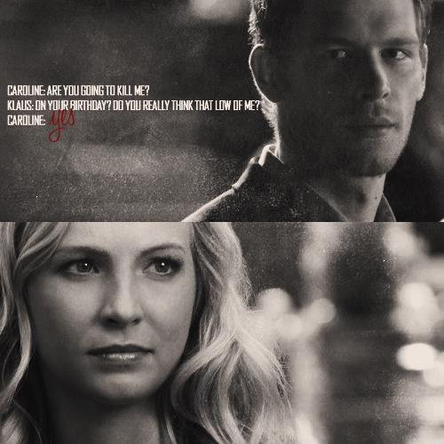 Mikaelson & Forbes