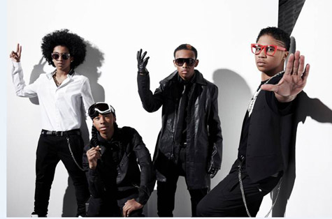 Mindless Behavior wallpaper possibly containing a well dressed person and an outerwear called Mindless Behavior 2013