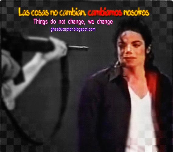 Mj - We Change