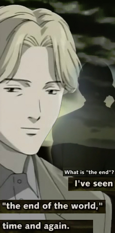 Monster - Johan Liebert