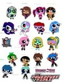 Monster high powerpuff girls