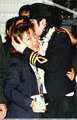 More hugs!!!! - michael-jackson photo