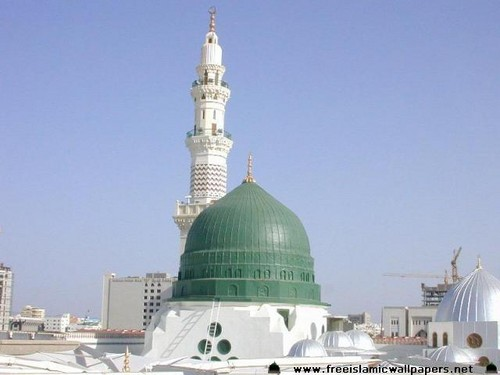Islam wallpaper titled Mosques of the world - Masjid al-Nabawi
