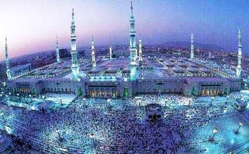 Islam پیپر وال called Mosques of the world - Masjid al-Nabawi