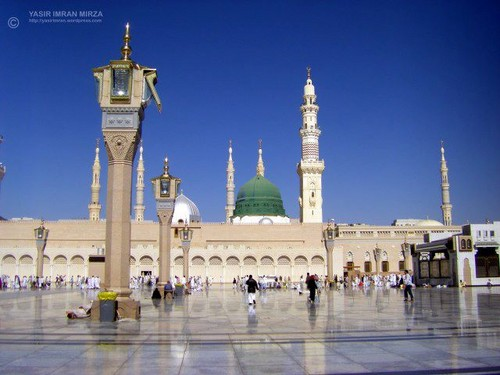 Islam wallpaper called Mosques of the world - Masjid al-Nabawi