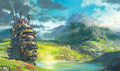 Moving castle