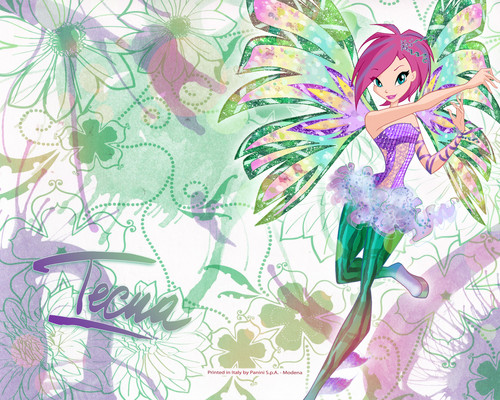 Tecna Sirenix winx wallpaper - the-winx-club Wallpaper