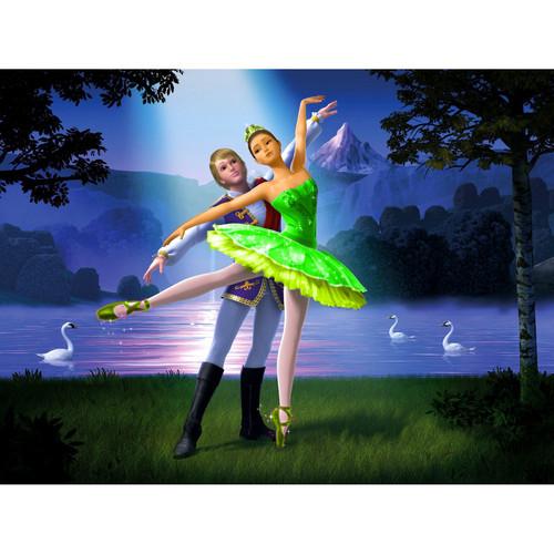 My Fanart-Kristyn in ballet dress