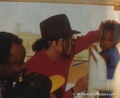 My precious baby boy - michael-jackson photo