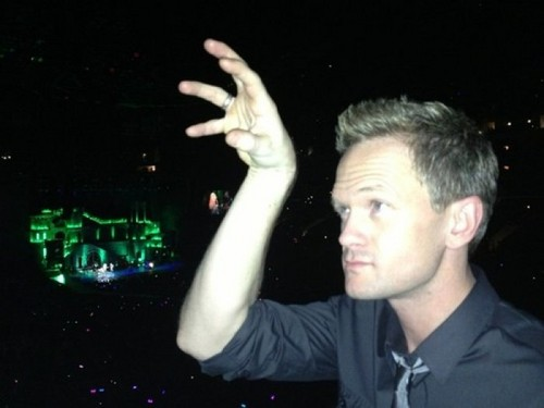 Neil Patrick Harris at the BTWBall!