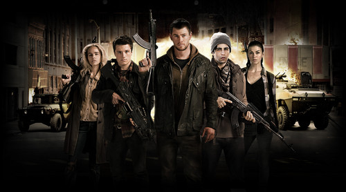 New Red Dawn Promotional Image (HQ)