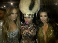 Nicki Minaj, Kim Kardashian, Jennifer Lopez [2011] - jennifer-lopez photo