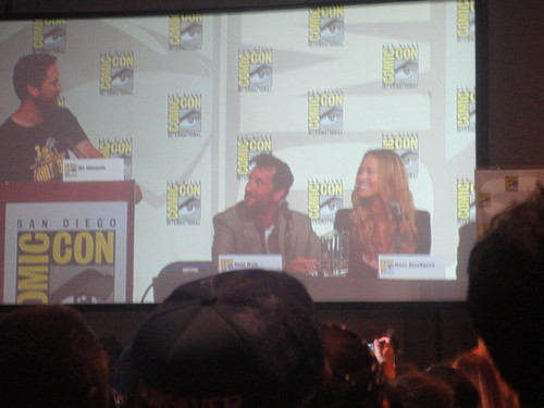 Noah & Moon at Comic Con 2012
