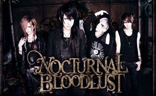 Nocturnal Bloodlust پیپر وال probably containing a sign entitled Nocturnal Bloodlust