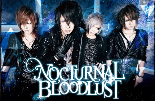 Nocturnal Bloodlust wallpaper probably with a portrait called Nocturnal Bloodlust