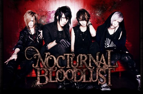 Nocturnal Bloodlust wallpaper containing a sign titled Nocturnal Bloodlust