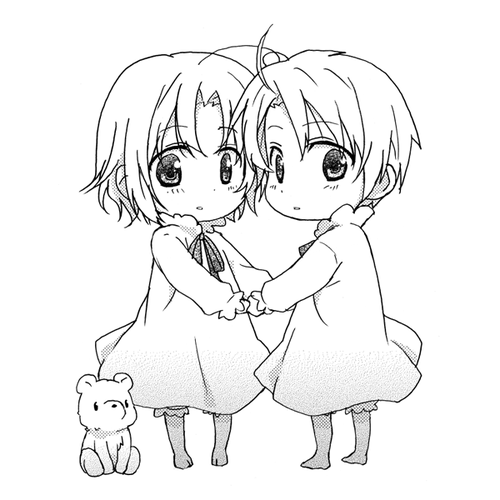 anime hetalia coloring pages - photo#31