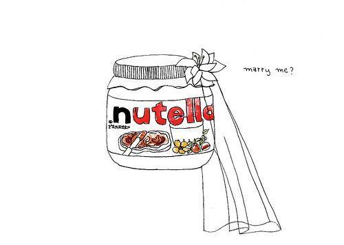 Nutella Fanart