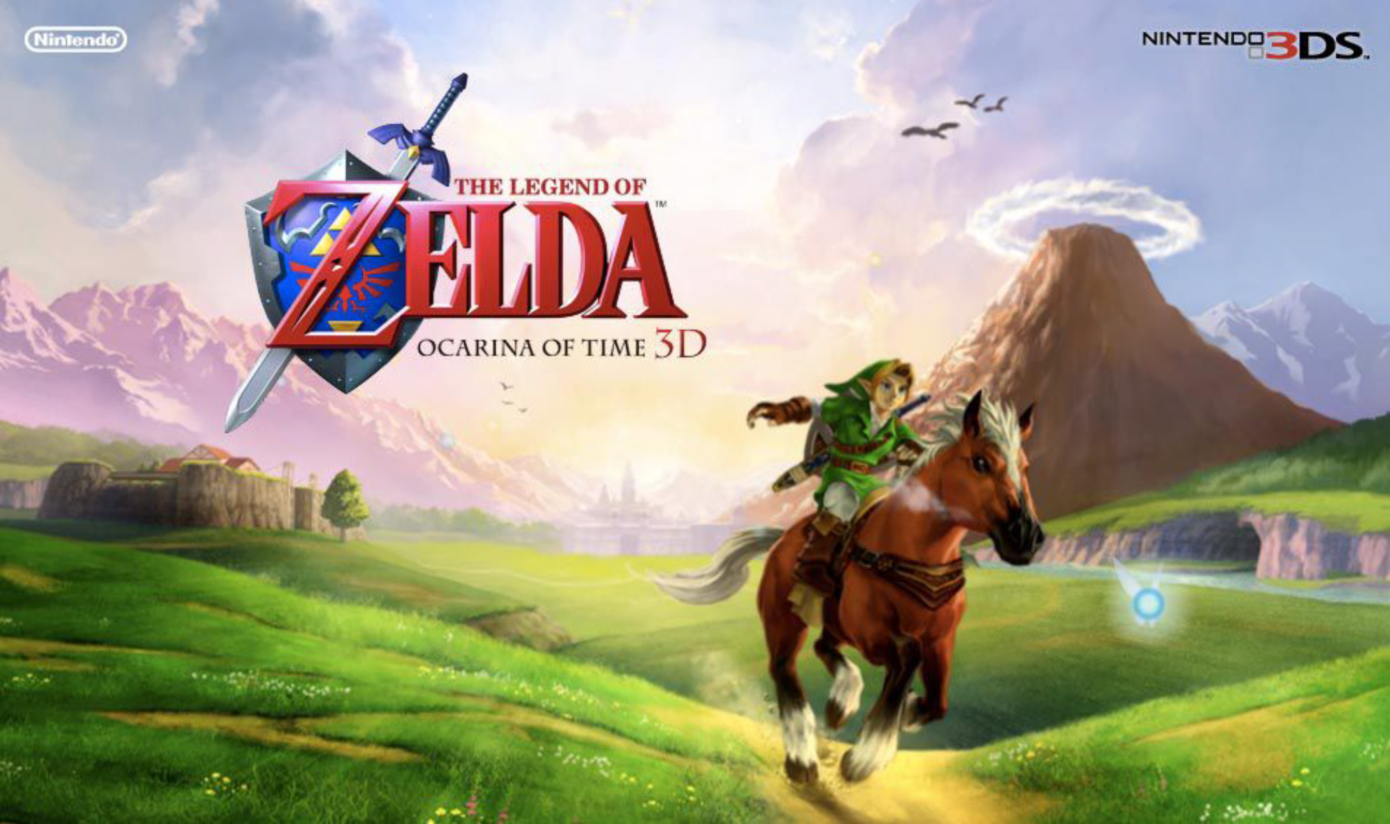 the legend of zelda: ocarina of time images ocarina of time 3d hd