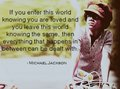 Our King's message <3 - michael-jackson photo