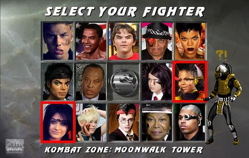 Paris Jackson Mortal Kombat (@ParisPic)
