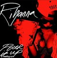 Pour It Up single cover - rihanna photo