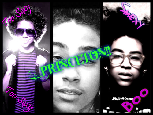 Princeton (Mindless Behavior) wallpaper with sunglasses titled Princee!!!