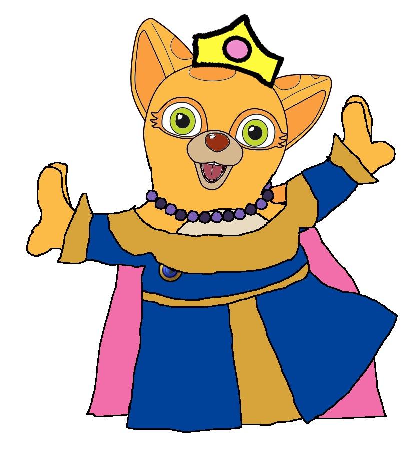 queen Dotty
