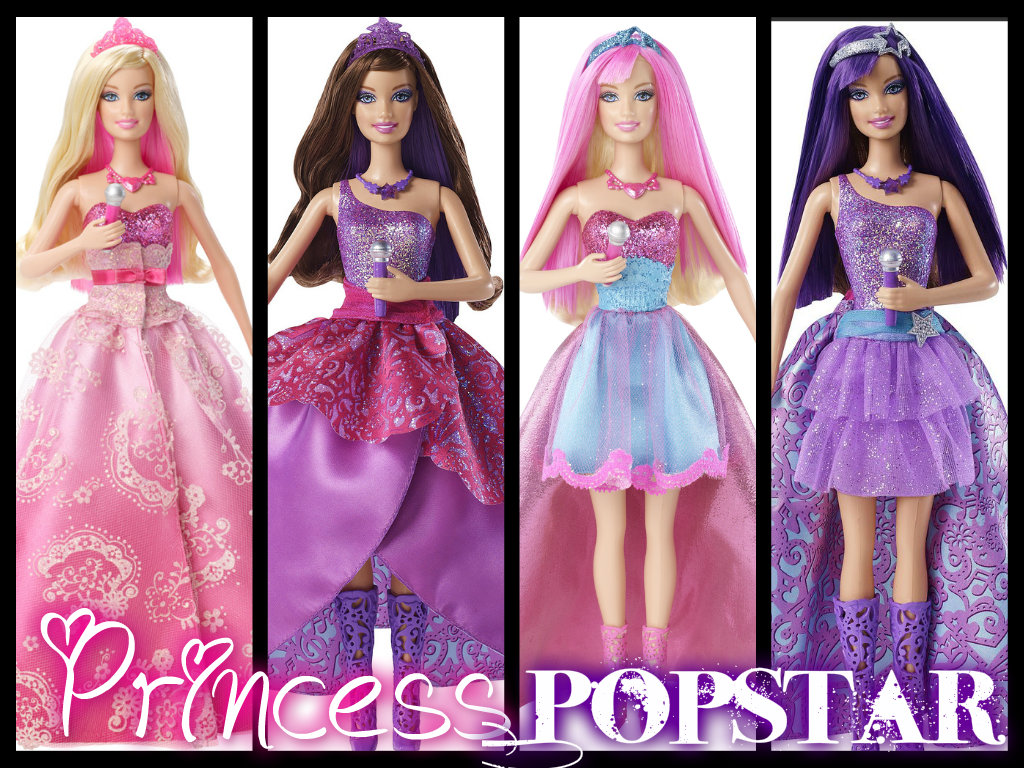 barbie popstars