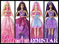 Princess and Popstar Dolls
