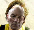 Professor X in X-Men: First Class - x-men-first-class fan art